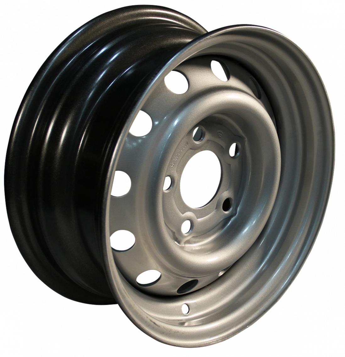 AWD Losse 8 inch velg voor aanhangwagens - 5.50Jx13H2 (5x112) naaf 67 mm - 950 kg ET30