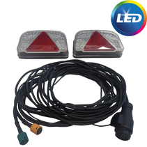 LED set - 7 meter - 13 polig