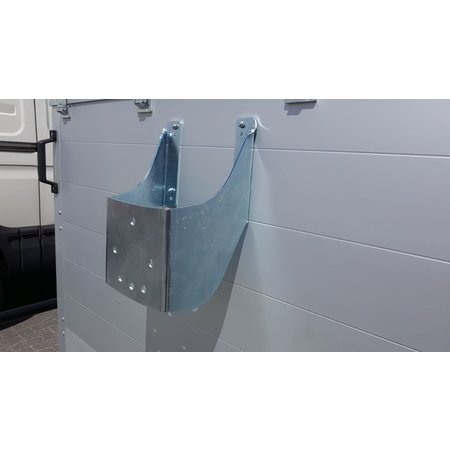 Anssems Anssems GTT 1500 VT2 HT gesloten aanhanger - 1500 kg bruto laadvermogen - 301x126x118 cm laadoppervlak - geremd - inclusief deksel en achterklep