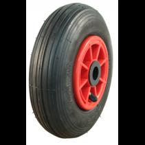 Steekwagenwiel 2.50-4 luchtband - 75 kg - 20 mm