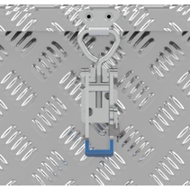 De Haan - losse spansluiting