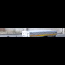 Vlakzeil voor EDUARD aanhanger 230x145 cm