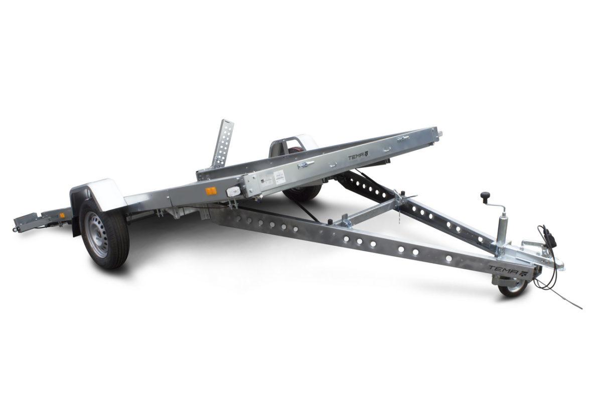TEMARED TEMARED MULTITRANSPORTER 2314 - 225x138 cm - 750 kg - kantelbaar
