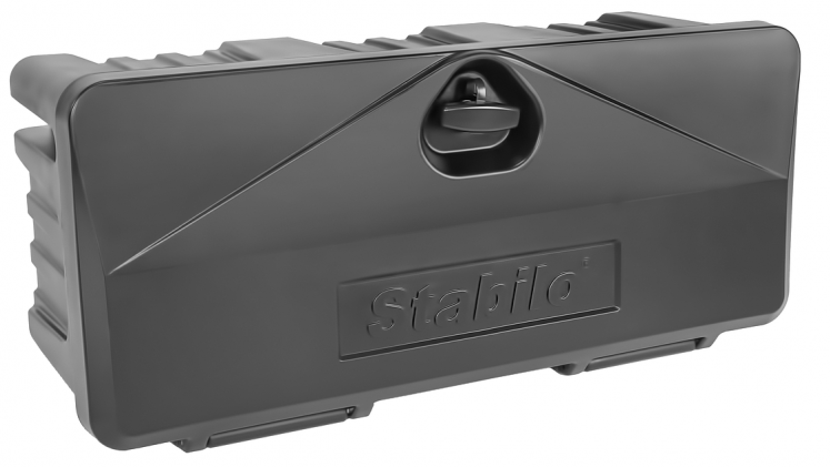 Stabilo Stabilo box 750 - onderbouw disselkist/disselbak/gereedschapskist - 750x340x300 mm