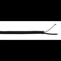 Kabel 2-aderig (2x1,5 mm²) per meter