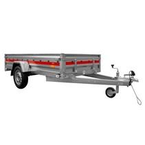 PRO 2612 263x125 cm - 750 kg - ongeremd