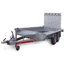 Machinetransporter 350x160 cm - 3500 kg