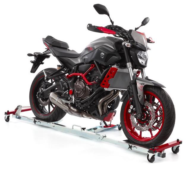 Vouw garage motor Acebikes | mPartz.nl