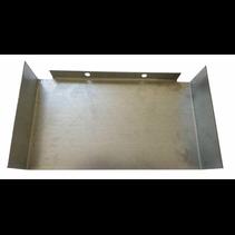 Spatlap houder 222x128x45 mm