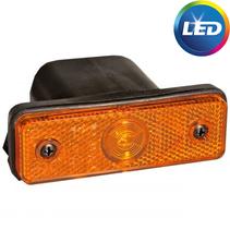 Aspock Flatpoint 1 - oranje/geel - connector