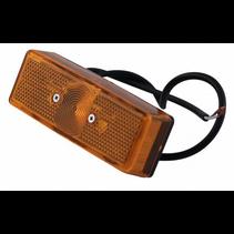 Radex 905 - oranje/geel - losse draad