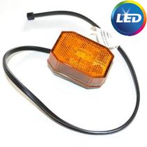 Flexipoint - oranje/geel - connector - 50 cm