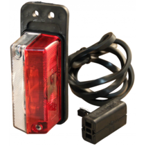 Radex 925/1 - rood/wit - connector