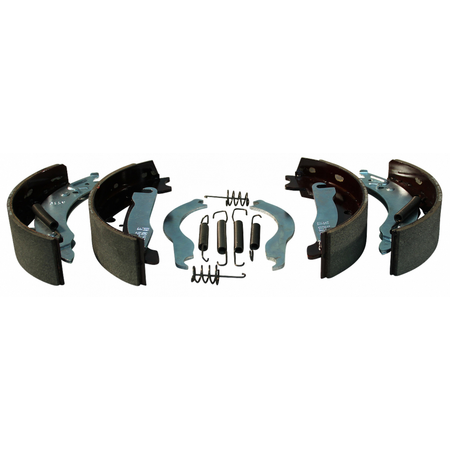 Knott Originele Knott remvoering - 200x50 - remtype 20-2710 - hydraulisch