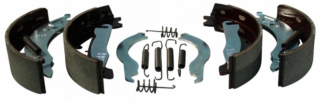 Originele Knott remvoering - 200x50 - remtype 20-2710 - hydraulisch