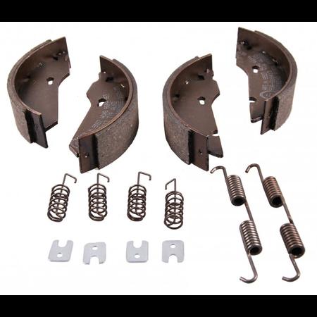 AL-KO  Remvoering geschikt voor AL-KO - 160x35 - remtype 1635, 1636, 1636G en 1637