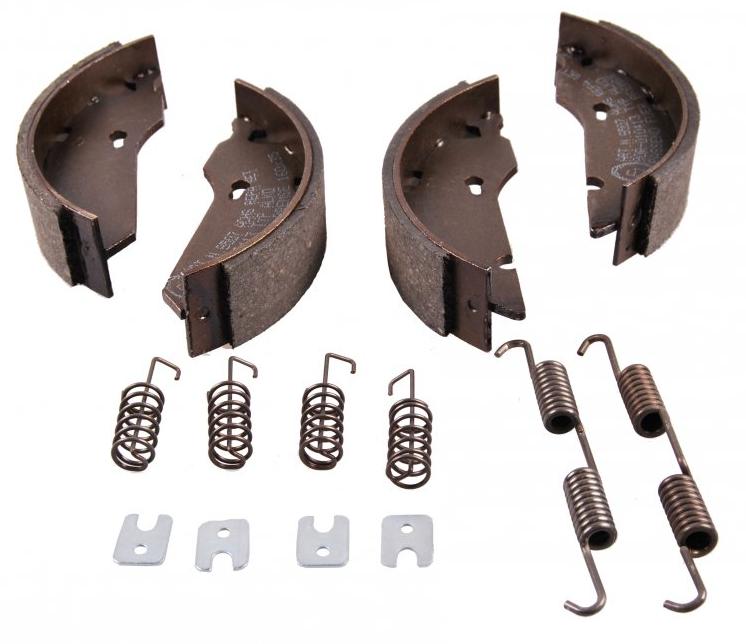 Remvoering geschikt voor AL-KO - 160x35 - remtype 1635, 1636, 1636G en 1637