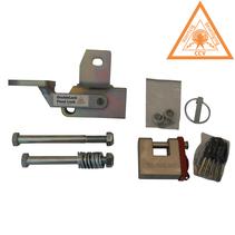 Type EM350 fixed lock SCM slot  (M14 hor/vert)
