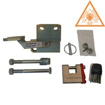 Type WAK35  fixed lock  SCM slot (M14 hor)