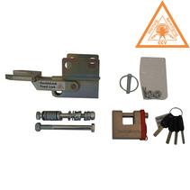 AK301 Fixed Lock - SCM - 2x horizontaal M12