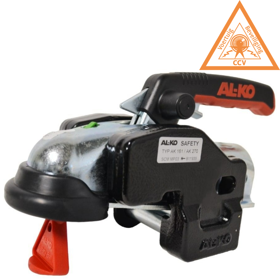 AL-KO Safety disselslot - SCM gekeurd - geschikt voor de  AL-KO AK161 en de AL-KO AK270