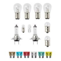 Reservelampenset H7 (16-delig)