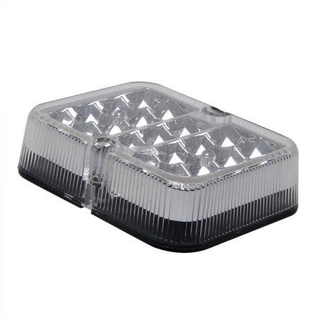 AWD Achteruitrijlamp - 100x80x28  mm - LED
