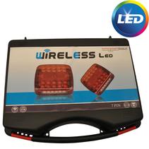 Set draadloze LED verlichting - 7 polig