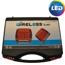 Draadloze LED verlichting set - 13 polig