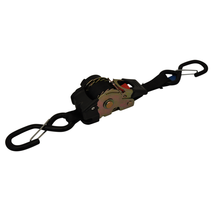 Spanband automatisch met veer 180x2,5 cm (300 kg)