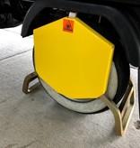 AWD Politie wielklem TNO/TÜV - SCM gekeurd - geschikt voor 8, 9 en 10 inch wielen