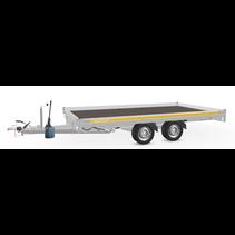 406x200 cm - 3000 kg - kantelbaar - 63 cm