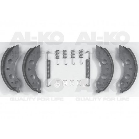 AL-KO Originele AL-KO remvoering - 200x50 - remtype 2050 en 2051