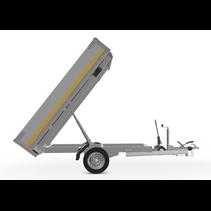 256x150 cm - 1350 kg - handpomp - 63 cm