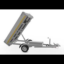 256x150 cm - 1500 kg - elek/afstands - 63 cm