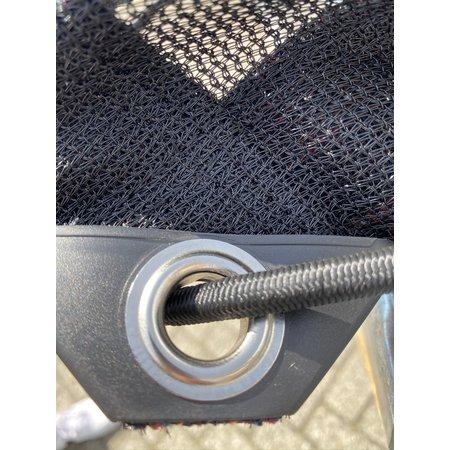 AWD Premium gaasnet - 350x210 cm - inclusief elastiek rondom - UV bestendig - net voor aanhanger