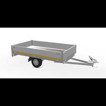 256x150 cm - 750 kg -  145/80R10 - 56 cm