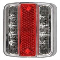 LED achterlicht 4 functies 105x98x35 mm