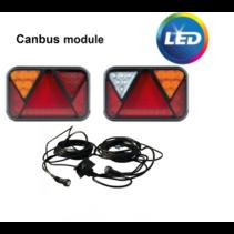 LED set Fristom 6 meter - 7 polig