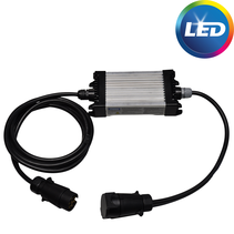 LED control box 7-polig 12V plug&play