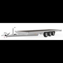 606x220 cm - 3500 kg - 3 asser - vlak