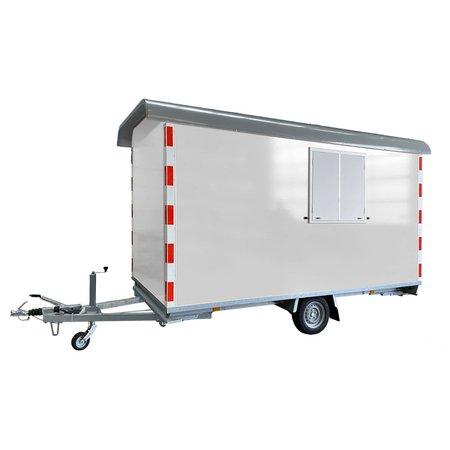 Anssems Anssems PTS schaftwagen - 1400 kg bruto laadvermogen - geremd - schaftruimte 292x188x211 cm