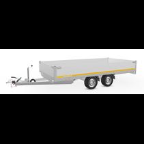 406x180 cm - 2000 kg - 40 cm borden - 63 cm