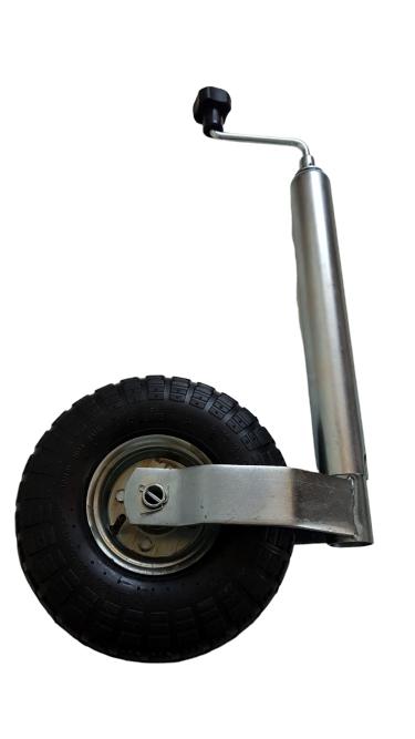 AWD Neuswiel met luchtband 48 mm - stalen velg
