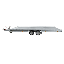 CARAX-2 3500 kg - 440x207 cm + oprijplaten