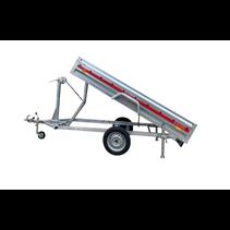 Prakti Kipper 264x135 cm - 750 kg -met Handlier