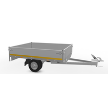200x145 cm - 750 kg - 145/80R10 - 56 cm