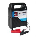 ProPlus Acculader 6V/12V 8Amp die eenvoudig in gebruik is en beschikt over controlelampjes