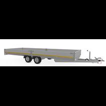 606x200 cm - 3500 kg - 30 cm borden - 63 cm