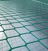Premium maasnet - 320x220 cm - inclusief elastiek rondom - UV bestendig - net voor aanhanger